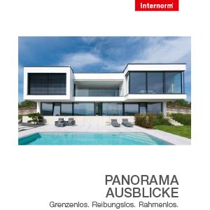 Internorm-Hebeschiebetür Panorama HX 300