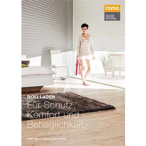 roma Rollladen-Katalog