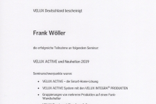Velux Active 2019 Hr. Frank Wöller