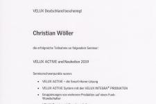 Velux Active 2019 Hr. Christian Wöller